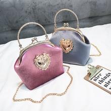 Retro Leather Crossbody Bags For Women 2020 Luxury Handbags Designer Ladies Hand Tote Shoulder Messenger Bag Sac A Main Female