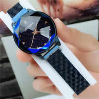 Hot Sale 5-colors Delicate Quartz Watch for Women Simple Fashion Top Quality Waterproof Watch Dropshipping