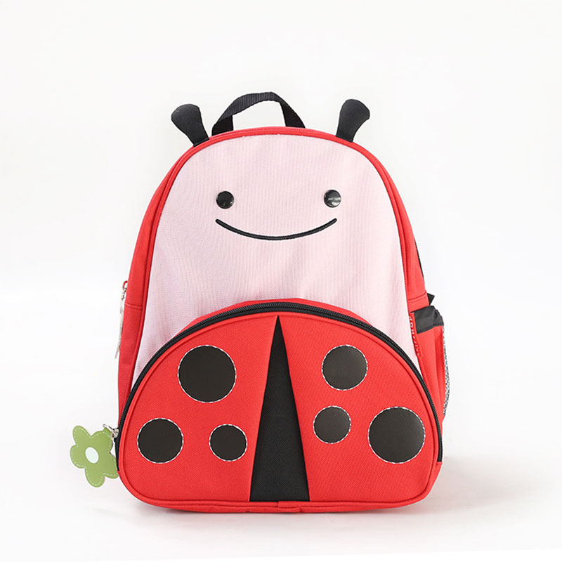 2019 Kids Unisex Cartoon Animal Backpack Kids Girls Boys Cartoon School Bag Kindergarten Backpack Mochilas For  2~6Yrs