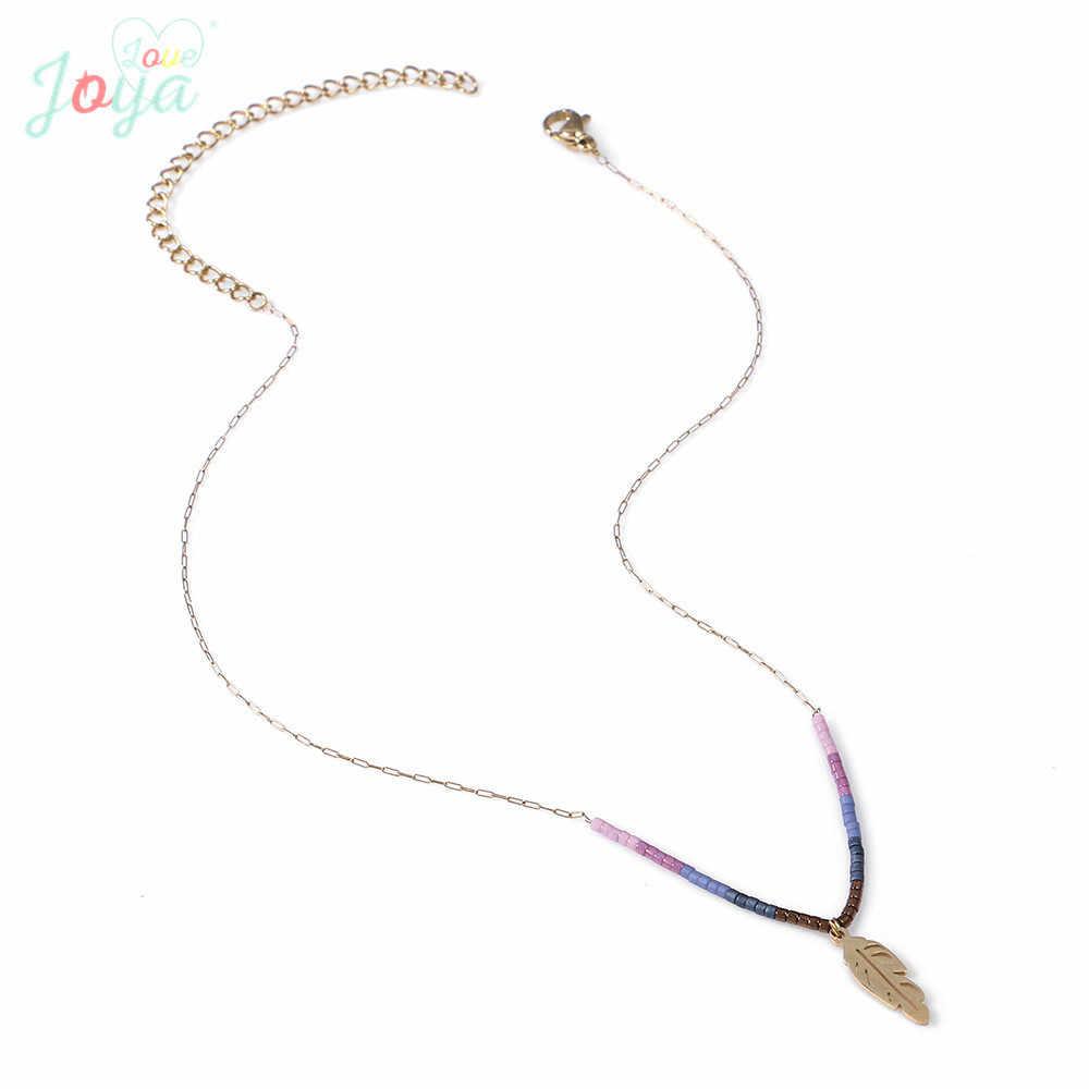 Badu Golden Chain สร้อยคอสแตนเลสจี้ที่ละเอียดอ่อนสั้นสร้อยคอสำหรับผู้หญิงแฟชั่นเครื่องประดับขายส่ง
