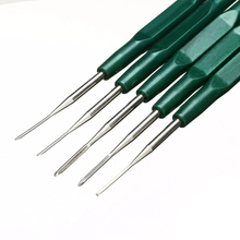 цена на 5pcs/set Car Wire Terminal Socket Pin Removal Dismount Maintenance Wire Terminal Dismount Hand Tool