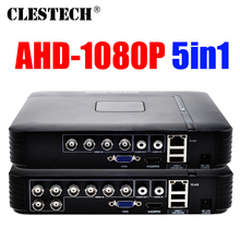 Special price Full D1 H265 HDMI Security System CCTV 4/8CH Channel 1080P 1080N 5in1 AHD DVR NVR Hybrid Recorder Mobile HVR RS485 цены