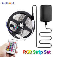 Rgb Led Strip Waterproof 12v Ribbon 60 leds/m Smd 2835 Rgb Led Strip Light Tira Led Rgb Tape Ledstrip 12 v