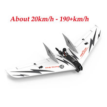 High Speed Sonicmodell CF Wing EPO 1030mm Wingspan Carbon Fiber RC Airplane KIT/PNP FPV Flying Wing Racer RC Remote Control Toys(China)