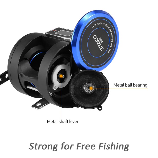 Location Of A Fish In Shade - fishing Electronic Counting Reel Fishing Reels 50666ad3783e8ec8dfa7d7: Left Hand|Right Hand
