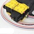 12 В двухъядерный электродвигатель головка двигателя  части распылителя головка насоса 12 В двухъядерный Мощный насос  сельскохозяйственный...