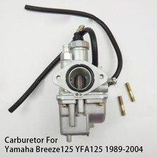Carburetor For Yamaha Breeze 125 Yfa125 1989 2004 Carb Yfa Direct Fit Useful