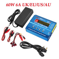Hot Sales SkyRC IMAX B6 50W/80W 5A 60W/6A DC Lipo Li polymer Battery Balance Charger Discharger & Power Supply
