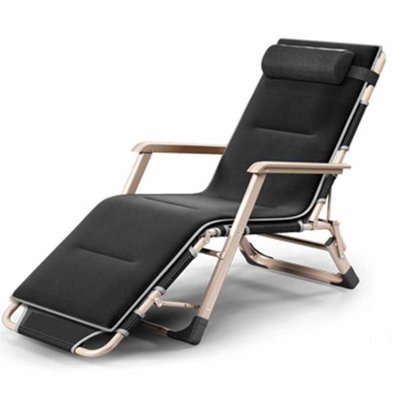 Fauteuil Cadeira Reclinável Sofá Cama Cum Cama de Acampamento Praia Silla Playa Lit Salon De Jardin Jardim Chaise Lounge Mobília Ao Ar Livre