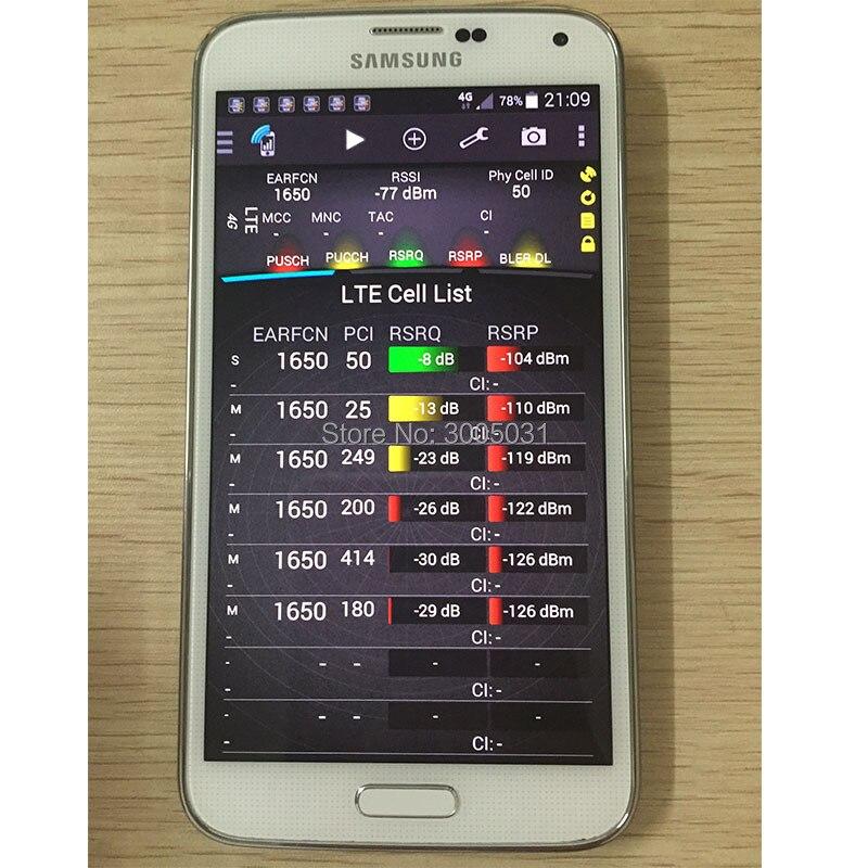 S5 G900F tems tasca 15.4 portatile + LTE cat4 FDD + tutti i social network e VOLTE e POLQA e PESQ di prova + Trasporto Libero di dhl & sme