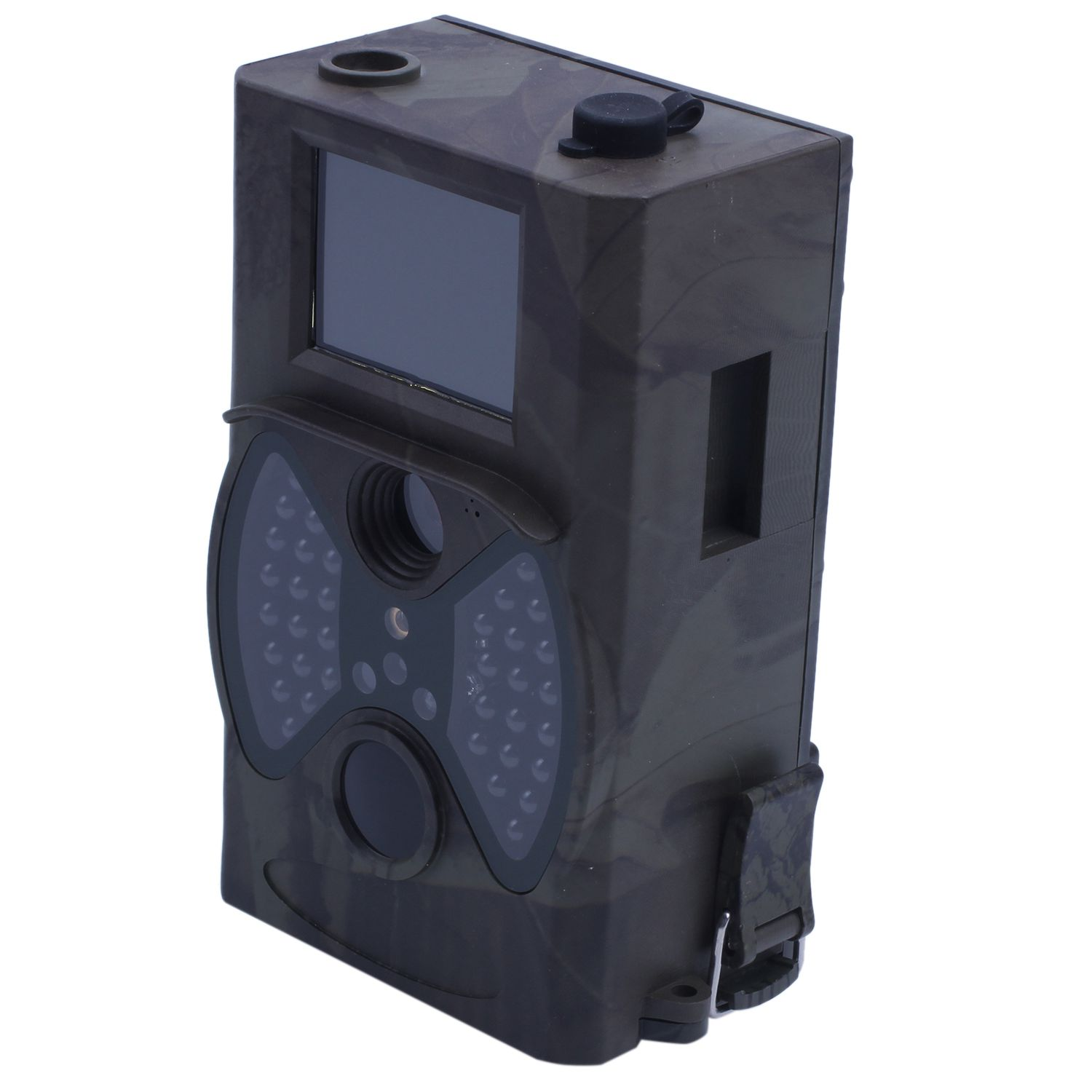 HC-300A Outdoor 2 inch TFT IR Hunting Camera Digital Trail 5MP Color CMOS IP54HC-300A Outdoor 2 inch TFT IR Hunting Camera Digital Trail 5MP Color CMOS IP54