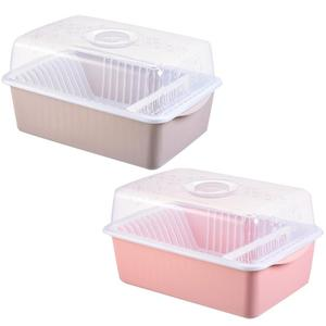 Сушилка для пиал, пластиковая кухонная стойка для шкафчика, коробка для столовых приборов, коробка для хранения столовых приборов, кухонная...