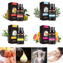 10ml Aromatherapy Diffusers Essential Oils Natural Moisturizing Body Massage Relax Plant Fragrance Pure Essential Oil Skin Care dimollaure cypress essential oil skin care oil control clean pores ovary care relax the spirit for aromatherapy plant wood oil