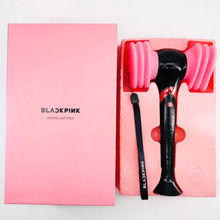 Blackpink Official Light Stick Tracking Number Black Pink Sticker Gift  Projector Bulbs