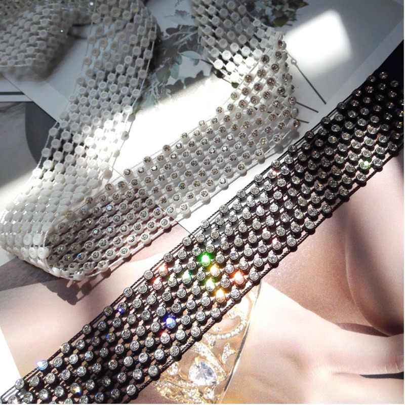295d0aa868 Pulaqi Crystal Colorful Acrylic Self-Adhesive Rhinestones Sticker Tape  Craft Glitter Gem DIY Stickers for Scrapbooking Decor H