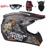 NEUE Off Road moto rcycle Erwachsene moto cross Helm ATV Dirt bike Downhill MTB DH racing helm kreuz Helm capacetes moto