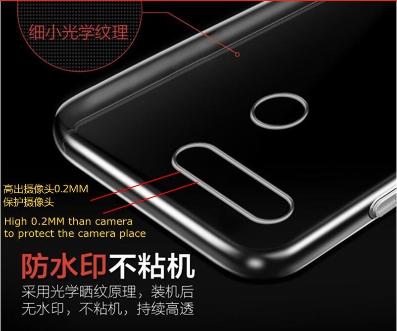 MOQ 100 unids/pack buen caso para Honor V20 V10 10 9 Lite 8X Max 8C 9i V9 Nota 10 tpu funda de silicona transparente suave - 4