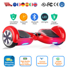 Electric Skateboard Hover Board 36 V 18650 Battery Self Balance Hoverboards With Bluetooth And Remote Scooter Eu Stock