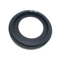 10 pçs/lote ES 52 Metal Lens Hood Sombra para Canon EF S 40 24mm F2.8 STM EF mm f/2.8 STM Pancake