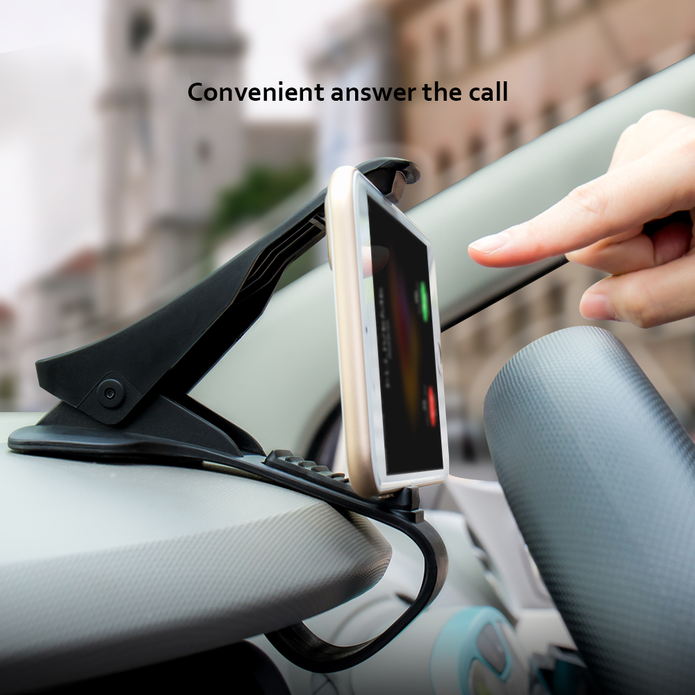 KISSCASE Universal GPS Dashboard Car Phone Holder Stand For