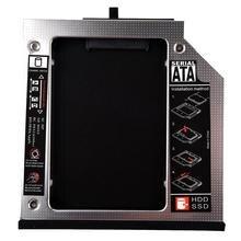 Подходит для lenovo ThinkPad T510 T510i T520 T520i W510 W520 HDD Mount тонкий оптический привод bay соединение SATA жесткий диск mou