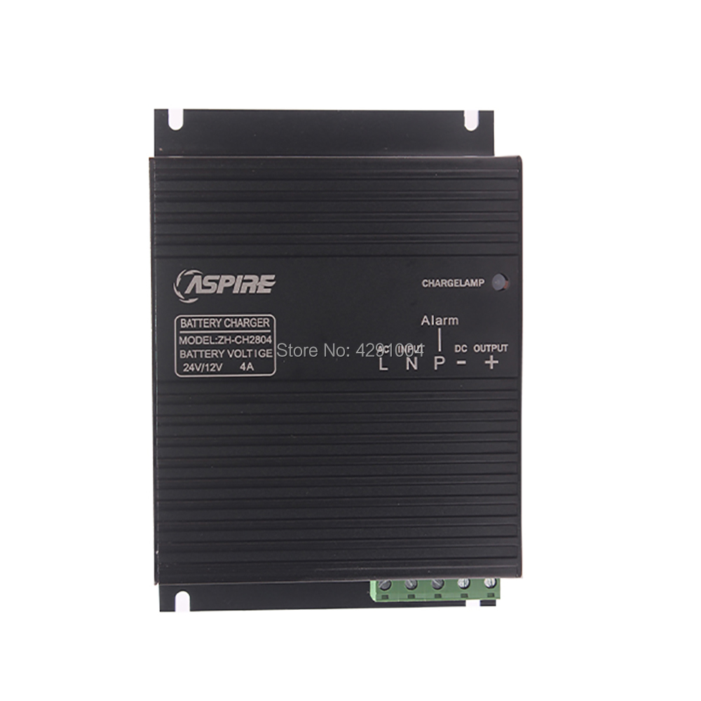 12V 24V Aspire Dynamo Genset Generator Intelligent Battery Charger 4A from China Factory