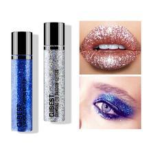 Monochrome Glitter Eye Shadow Powder Glitter Sequin Shiny Pearl Eye Makeup Cosmetics Waterproof Sweatproof Beauty Products
