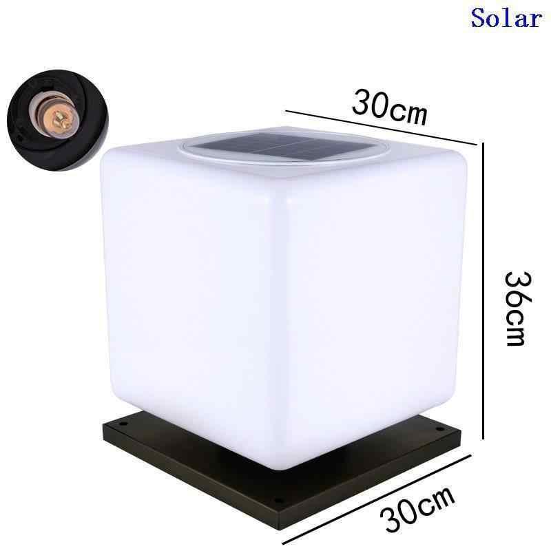 Наружный проектор наружный точечный светодиодный светильник Наружное освещение Terraza Y Jardin Decoracion Солнечный фонарь для ландшафтного сада