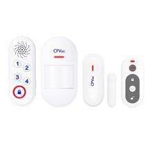 Система сигнализации cpvan cp3d домашняя защита охранная сигнализация