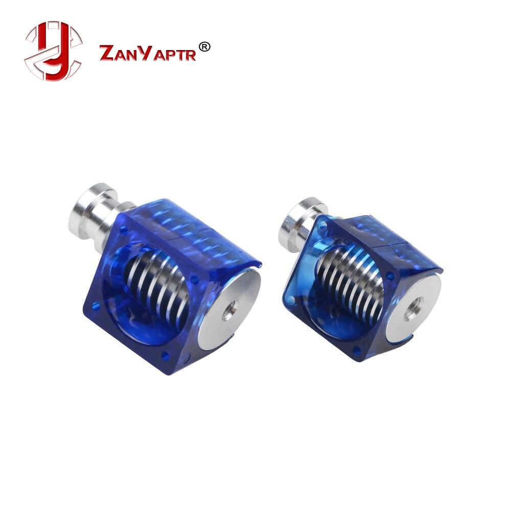 Injection Moulded Fan Duct Cooling For Cooling Fan 30x30x10mm For 3D Printer Extruder V6 V5