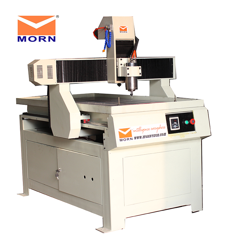 MORN Router Machine with High Efficiency Wood or Metal or Stone 3D CNC