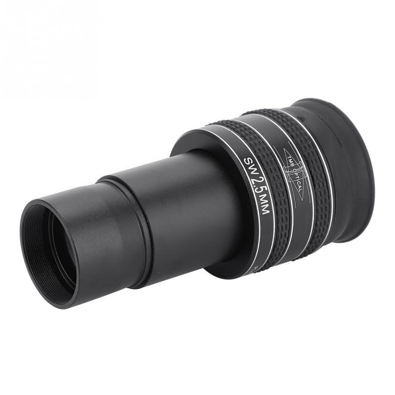 1 25 Burgess TMB 58 Deg 2 5mm Planetary Eyepiece for Astronomical Telescope Use Professional