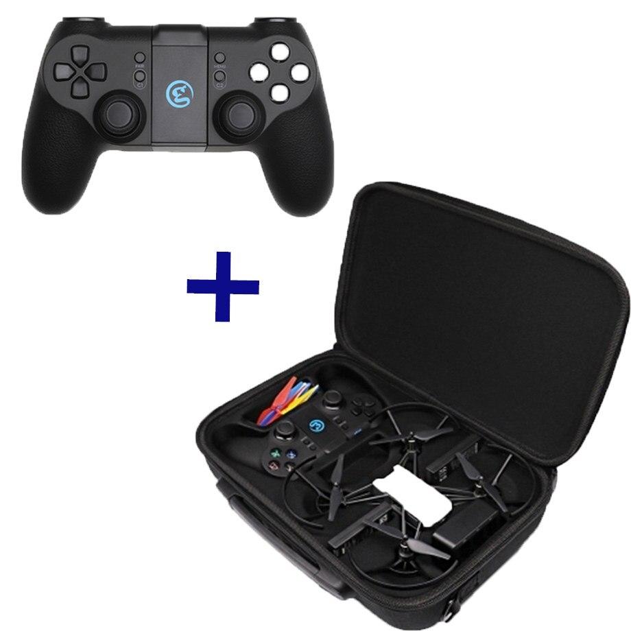 DJI GameSir T1d Contrôleur avec Batterie 600MA + Poignée Épaule Sac de Transport Portable Casefor DJI tello Drone Accessoires