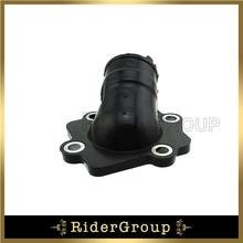 КАРБЮРАТОР впускной коллектор для 50cc Jog 50 Minarelli Yamaha 2-Ход мопедов Мопед