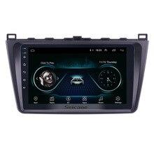 Seicane 9 «2Din wifi gps навигация автомобильное радио Android 8,1 мультимедийный плеер для 2008 2009-2012 2013 2014 2015 Mazda 6 Rui крыло