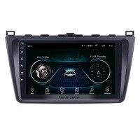 Seicane 9 2Din wifi gps навигация автомобильное радио Android 8,1 мультимедийный плеер для 2008 2009 2012 2013 2014 2015 Mazda 6 Rui крыло