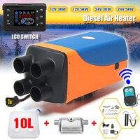 12 В в В/24 В 3 кВт/5 кВт Air ELS нагреватель стояночный нагреватель ELS Air нагреватель с дистанционным ЖК дисплеем Цифровой дисплей для лодки Motorhome п