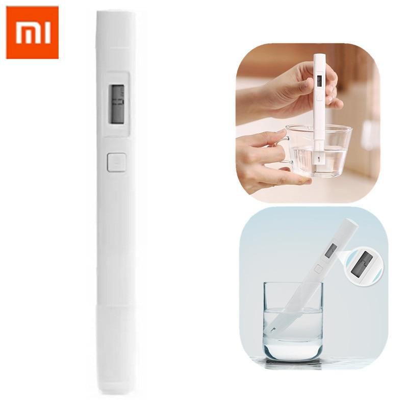 Original Xiaomi Tds Meter Tester Portable Detection Pen Water Quality Test Quality Test Pen Ec Tds-3 Tester Meter Digital