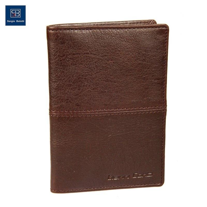 Cover for avtodokumentov Gianni Conti 1137463E dark brown original view window flip pu leather case cover for uhappy up920