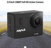 Anytek AT200 2.0 Inch Full HD 1080P Wifi Sport Action Camera DV Car DVR Waterproof Camcorder