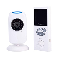 Home Audio Video 3.5 Inch Baby Monitor Portable Two Way Talk Baby Eletronica Night Vision Baby Cam Baby Monitoring Devices