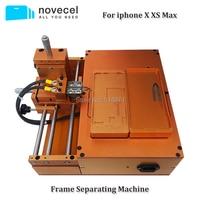 Novecel 220 V рамка разделительная машина для iPhone X XS Max ЖК экран Рамка сепаратор с прессформы