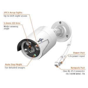 Image 5 - Hiseeu HB612 1080 P HD IP Outdoor Camera 2.0 MP 3.6mm draadloze Netwerk ip camera met POE IR CUT bewegingsdetectie Nachtzicht
