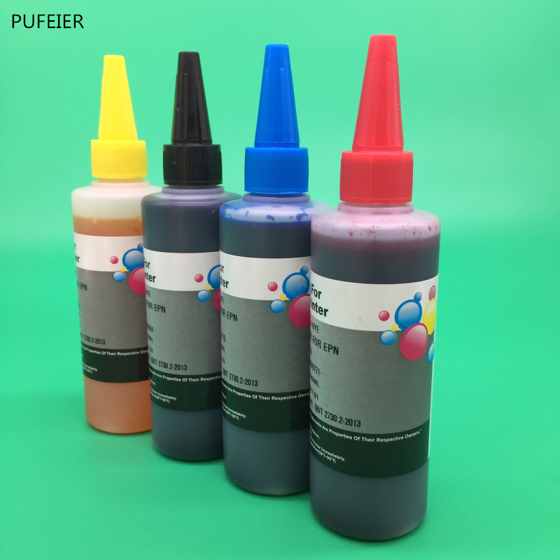 4PCS x 100ML PGI1200 Dye Based Ink For Canon MAXIFY MB2020 B2320 MB2120 MB2720 BK C M Y Inkjet Printer4PCS x 100ML PGI1200 Dye Based Ink For Canon MAXIFY MB2020 B2320 MB2120 MB2720 BK C M Y Inkjet Printer
