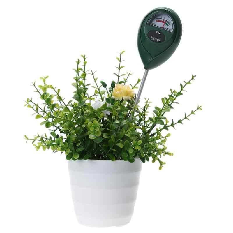 Miernik poziomu PH gleby Tester dla rośliny kwiaty warzyw narzędzia ogrodowe