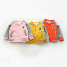 2018 Autumn Girls Sweater Thick Warm Baby Long Sleeve