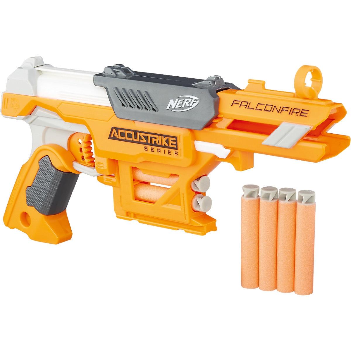 NERF Toy Guns 5104312 gun weapon toys games pneumatic blaster boy orbiz revolver Outdoor Fun Sports MTpromo