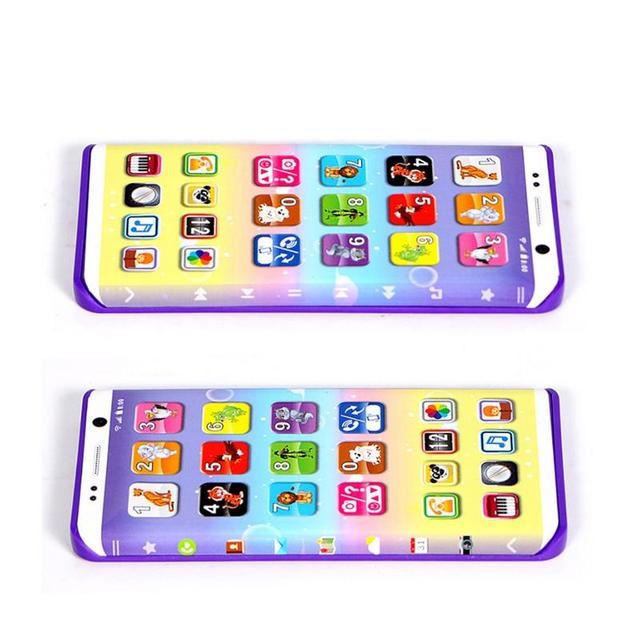 Early Childhood Education Puzzle Multi-functional Rechargeable Phone Toy
