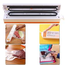 220V Household Food Vacuum Sealer Packaging Machine for All Size Vacuum Bag UL Vacuum Food Sealer Mini