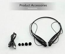 Hbs730 Bluetooth Headset Stereo 4.1 Wireless One Drag Two Motion Rigid Hanger